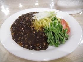 本格☆ジャージャー麺