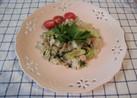 ハーブ料理*イタリアンパセリのチャーハン