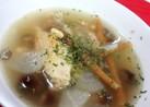 党参のスープ