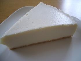 ヘルシー♪豆腐レアケーキ