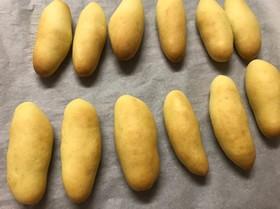 離乳食後期 卵ボーロ風味パン