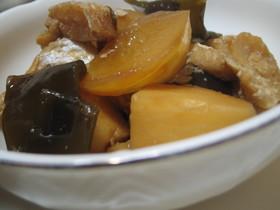 鱈と大根・里芋の旨煮