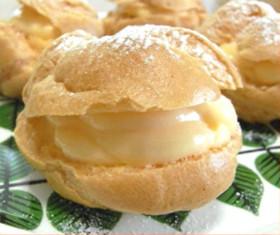 【米粉】米粉シュークリーム