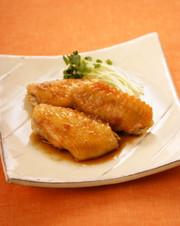鶏のはちみつ照り焼き【レンジで約6分】の写真