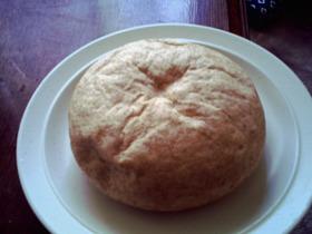 炊飯器で☆グラハム&ライ麦のパン☆