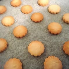 てんさい糖の素朴なクッキー