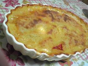 里芋のトロ~リグラタン