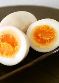 朝昼夕弁当に♪甘酒とたまり醤油で煮卵