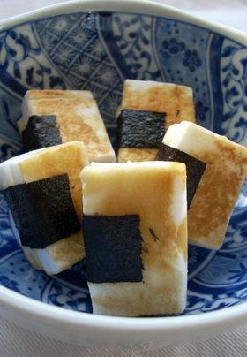 はんぺんでチーズ焼餅!?