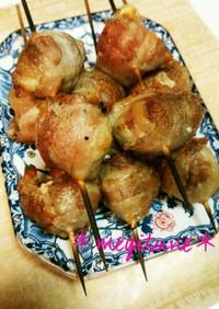 絶品◆居酒屋さんの豚トマチーズ串◇