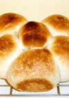 朝、焼くだけのちぎりパン(プレーン)