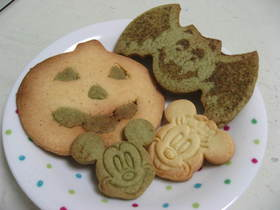 さくさく☆ハロウィンクッキー