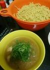 あっさりつけ麺スープ♪