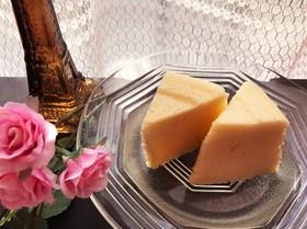 朝食に♪ふわもち米粉チーズ蒸しパン♡