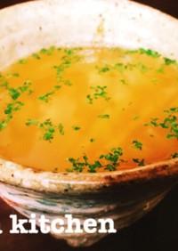【簡単】基本の超簡単万能オニオンスープ♡