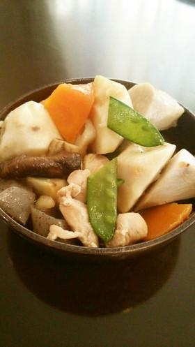 地中海式#野菜たっぷり筑前煮