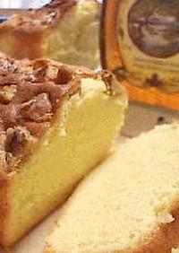 メープルウォールナッツパウンドケーキ