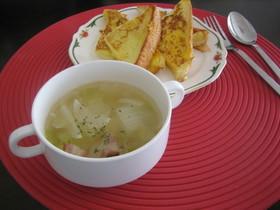 あったか冬野菜スープ