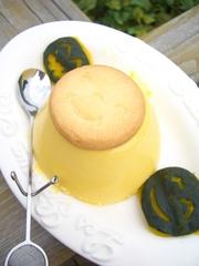 にっこり(^^)かぼちゃのレアチーズの写真