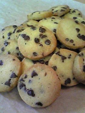 定番だけど旨い!チョコチップクッキー
