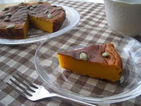 濃厚♪♪かぼちゃのしっとりケーキ