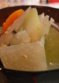 ✿根菜お味噌汁✿