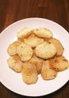 長芋のバター醤油焼