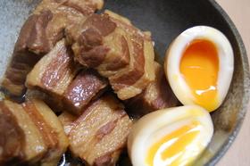 ジューシー豚の角煮