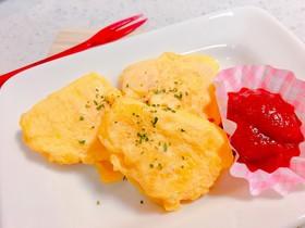 お弁当に*簡単*サラダチキン*ピカタ