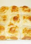 朝、焼くだけのちぎりパン(ベーコン)