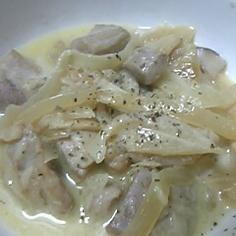 鶏肉のビネガー煮