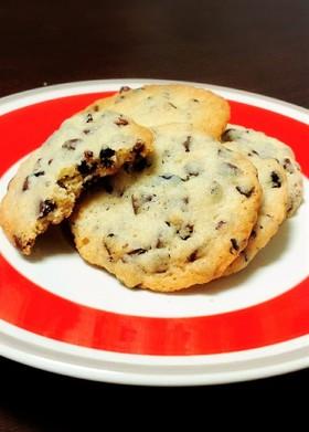 自宅で簡単!本格チョコチップクッキー