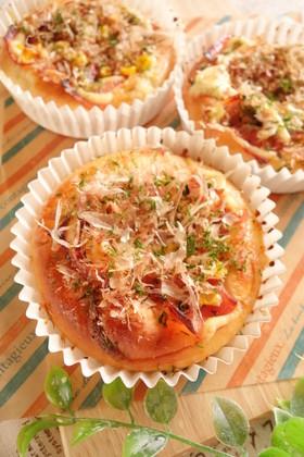お好み焼きパン(お惣菜パン)HB使用