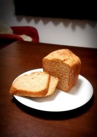 ホームベーカリにおまかせ!全粒粉食パン