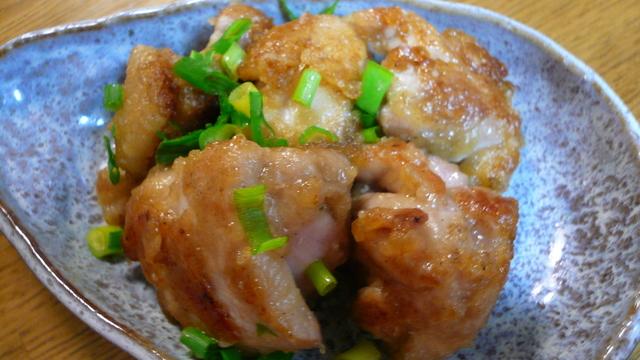 もも肉 ポン酢 鶏