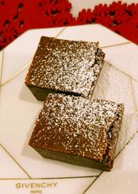 ココアなベイクドチーズケーキ