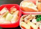 お弁当や食卓に可愛いミニうさぎリンゴ♪