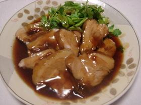 簡単☆とろぉり☆とろける煮豚