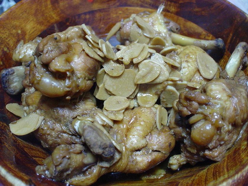 手羽肉の酢醤油煮[料理のための清酒]