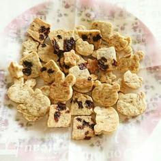 砂糖無し☆自然な甘さのバナナクッキー