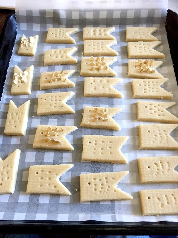【子どものおやつ】米粉鯉のぼりクッキー
