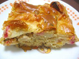 簡単♪りんごのさくさくダイエットケーキ