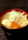 北海道空知の郷土料理「空知汁」