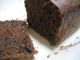 卵なし☆チョコレートケーキ♪