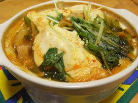 いな家特製❣『純豆腐(スンドゥブ)鍋』
