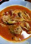 圧力鍋で★鶏モモ肉のトマト缶煮込み
