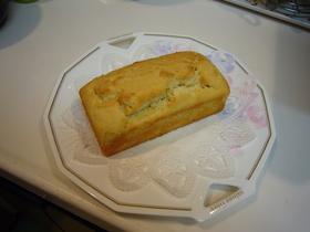 さっくり?!アーモンドケーキ