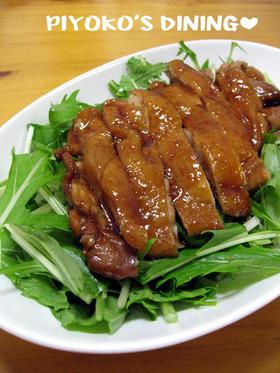 タカラ「料理のための清酒」で✿鶏の酒煮