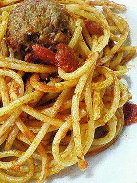 ●スパゲティ&ミートボール●