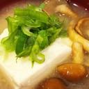 なめこと豆腐のお味噌汁♡ 簡単♪
